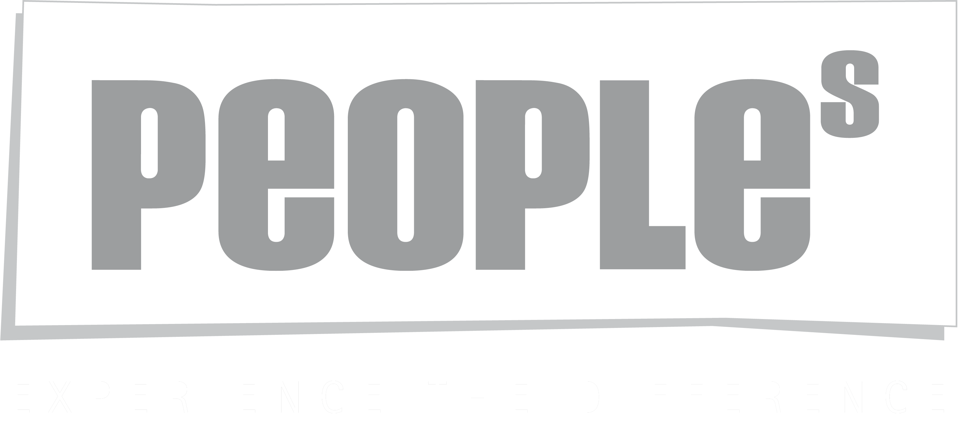 Peoples 2020 Logo 4c CMYK Schrift hell